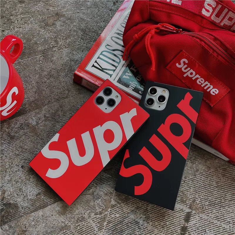 Supreme iPhone 11ケース